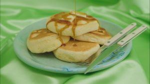 Monday Munchies: Soufflé Pancakes