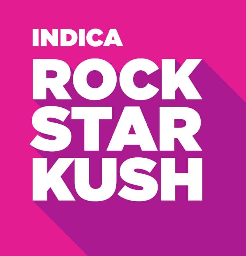 Indica – Rockstar Kush