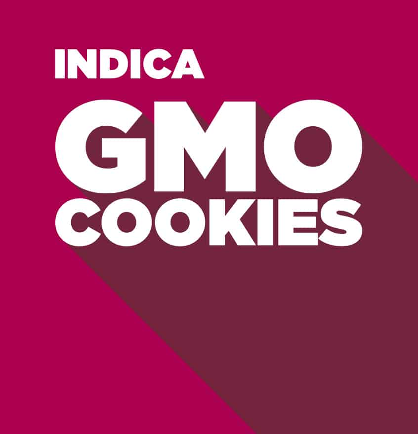 Indica GMO Cookies