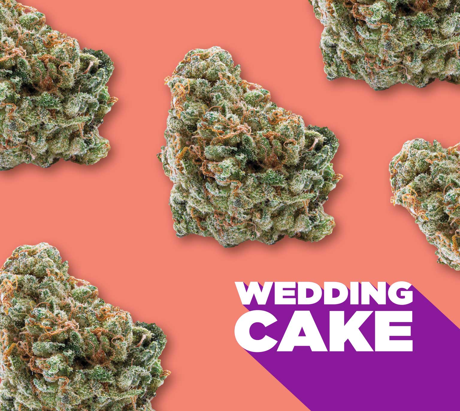 Wedding Cake with nugs